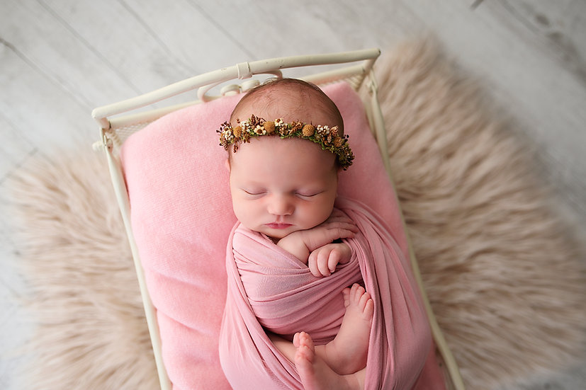 Newborn Session Booking Fee 2021