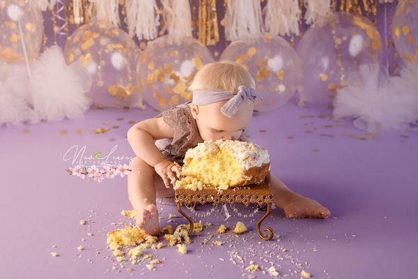 Wagga Cake Smash Photographer