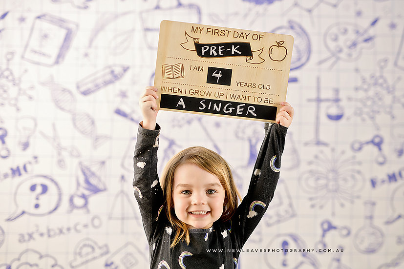Back to School / Starting School Micro Sessions Wagga