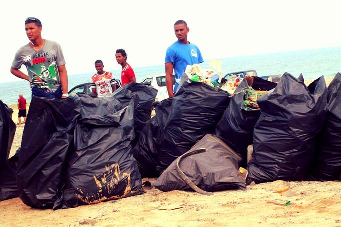 Fighting marine debris