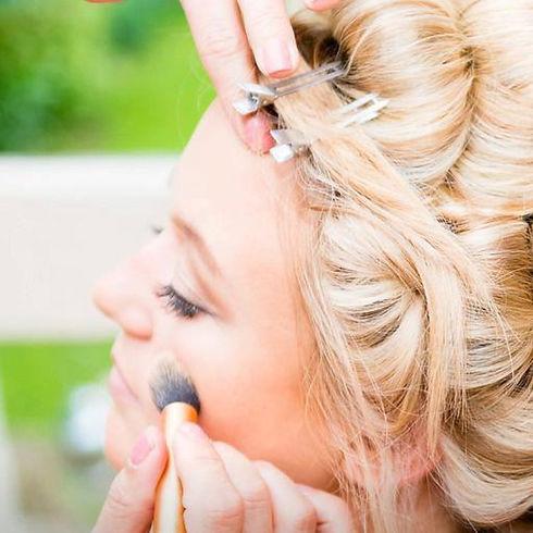 kent wedding makeup