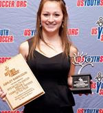 2012 National Young Female Referee​ of the Year