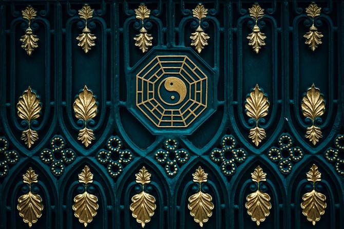 A quick look at yin and yang