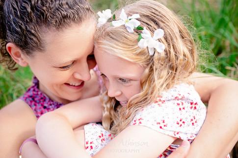 Mummy & Daughter
