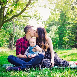 2 people in love become a Family