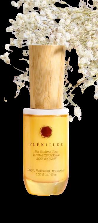 Pléntitude Revitalizing Cream - Rose Bourbon