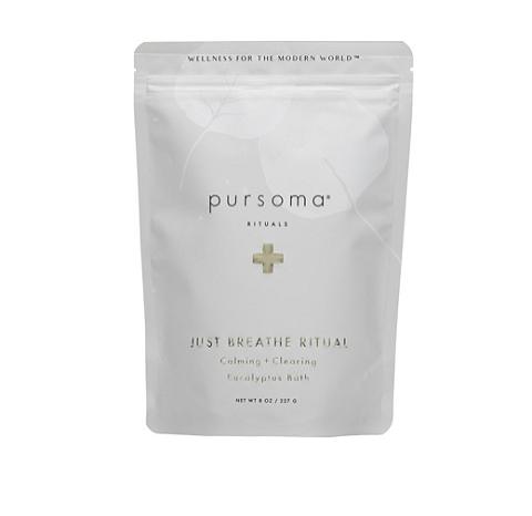 Pursoma Just Breathe Ritual Bath Salt