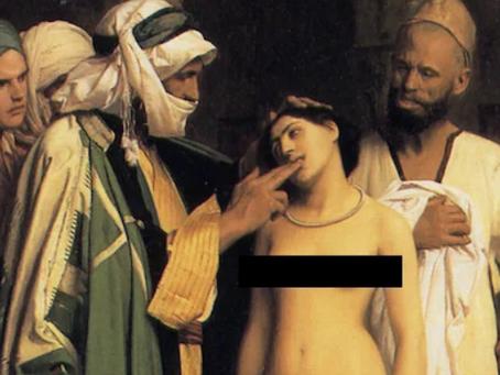 Византийская проституция: взгляд сквозь время и юбки.