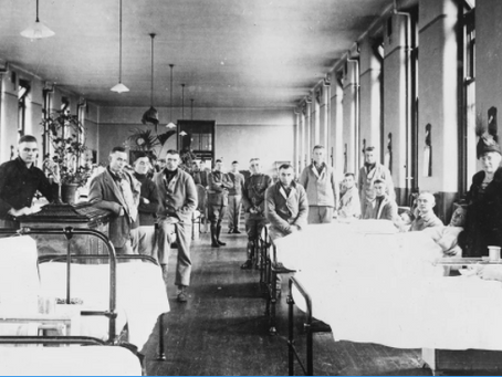 """H1N1 - от испанки до наших дней: """"нулевой мальчик"""" и пандемии."""