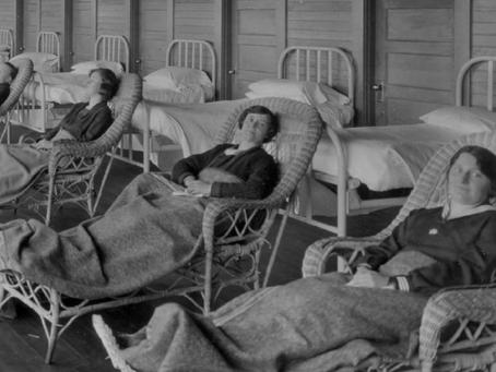 Туберкулёз - история болезни.