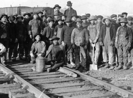 От Триад до коммунизма: история китайского народа в США.
