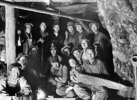 От рабства до триад: история китайского народа в США.