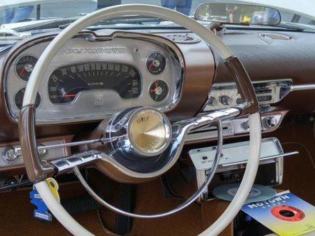 Винтажные технологии: лухари авто