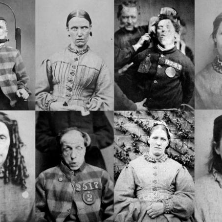 """""""Безумное"""" прошлое - история психиатрии."""