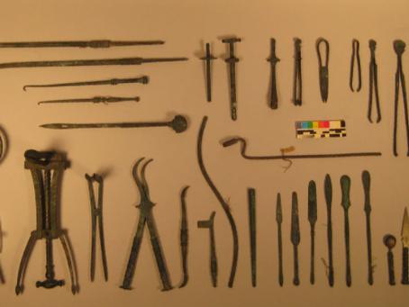 Здравоохранение и полевая медицина в Римской империи.