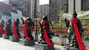 Год Свиньи - мифы о китайском зодиаке.
