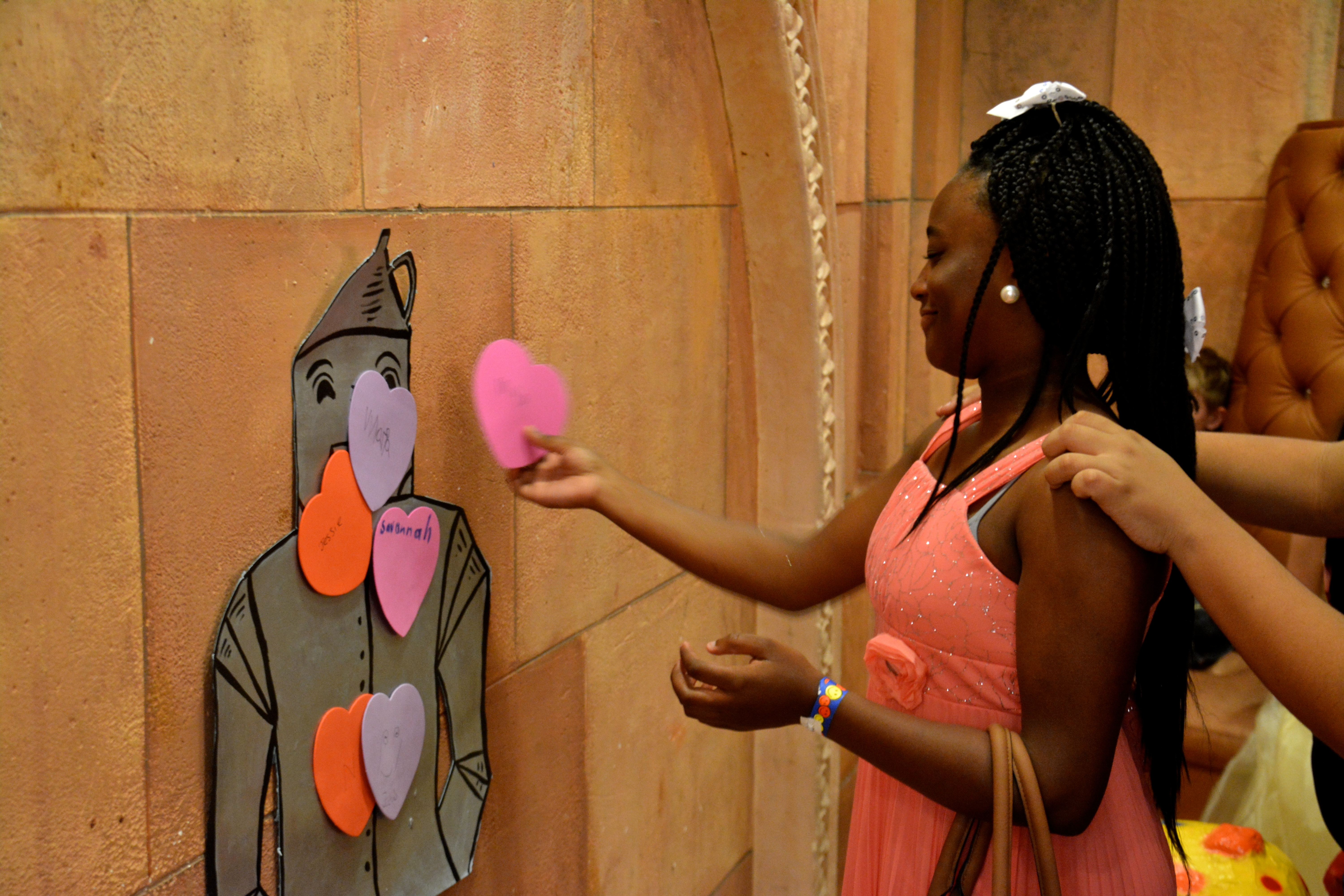 PIN THE HEART ON THE TINMAN