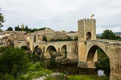 Бесалу. Каталония. Испания.