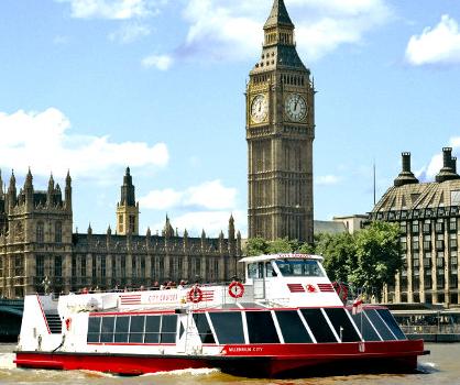 Круиз по Темзе