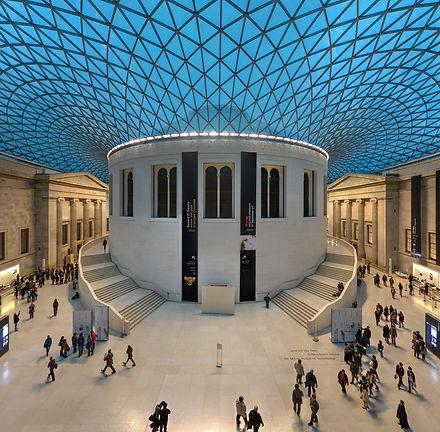 British_Museum_Great_Court,_London,_UK_-