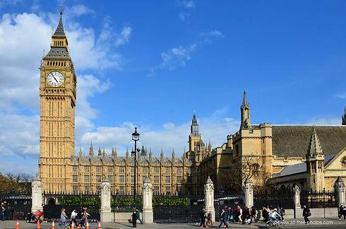 Лондон. Вестминстерский дворец..jpg