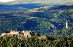 Шотландия. Замок Стерлинг.