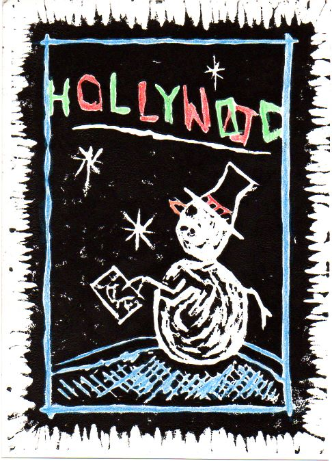 Hollywood Holiday's Print