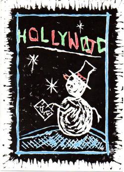 Hollywood Holiday's Print