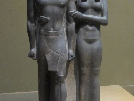 The Egyptian Canon of Sculptural Proportion