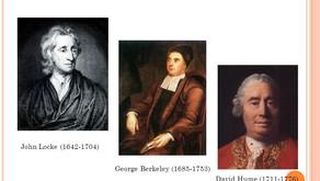 Enlightenment Empiricism: Locke and Berkeley
