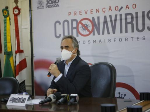 Cartaxo anuncia: comércio, shoppings e orla abrem, academias e bares continuam fechados