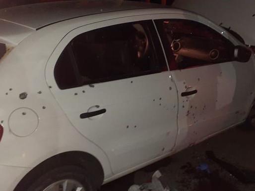 Trio de assaltantes troca tiros com a polícia e acabam mortos em Campina Grande