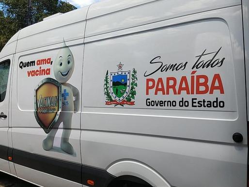 Vacinação contra a Covid 19 na Paraiba contará com aviões, helicópteros e carros frigoríficos