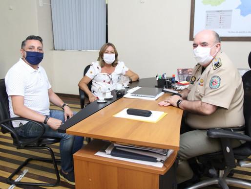 Policia Militar e Prefeitura se unem para reforçar a segurança nos conjuntos habitacionais