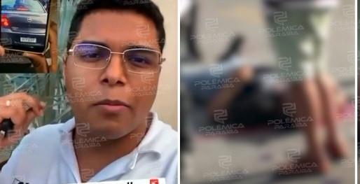 Um dia após ter loja assaltada, neto do pastor morre em grave acidente no Bairro da Torre na capital