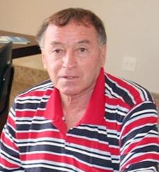 Natal Boroni, ex-ponteiro do Cruzeiro e ex-técnico na Paraíba