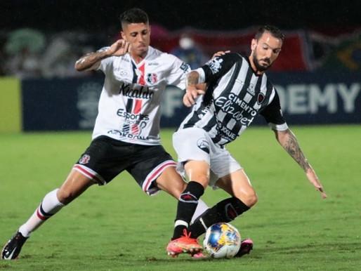 Botafogo-PB vence o Santa Cruz na despedida da  Copa do Nordeste
