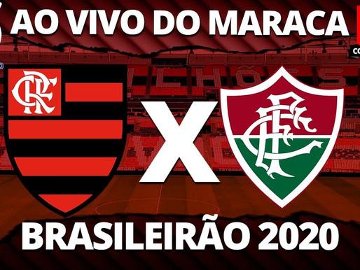 Flamengo e Fluminense duelam em clima de decisão no Maracanã