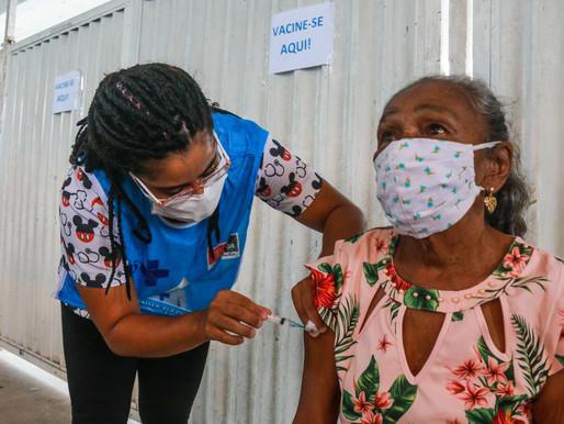 Covid-19: João Pessoa vacina hoje pessoas com 35 anos ou mais com comorbidades e retoma 2ª dose