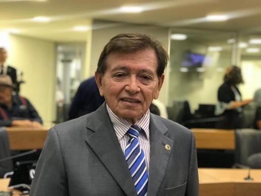 Corpo do Dep. João Henrique chega à PB nesta quarta; velório acontece na Assembleia Legislativa