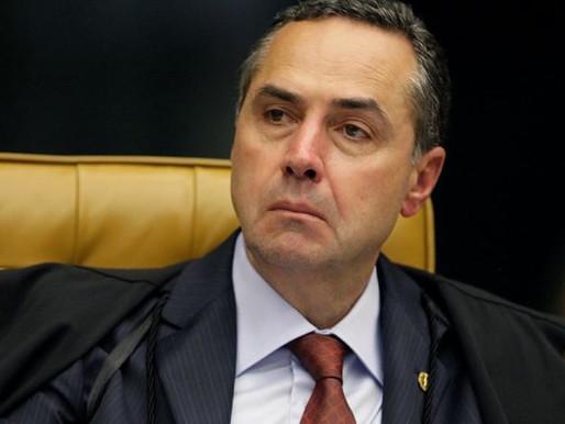 URGENTE: ministro Barroso manda instalar CPI da Covid no Senado
