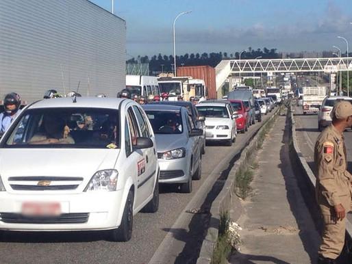 Novas leis de trânsito passam a vigorar a partir desta segunda-feira no Brasil