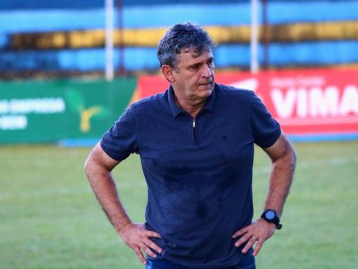 Treze anuncia Welington Fajardo como novo técnico