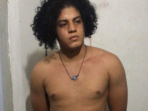 Suspeito de assassinar Patricia está preso e mantem silencio na Central de Policia