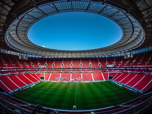 STJ acata recurso do Governo do DF, e Decisão da Super copa do Brasil será na Arena Mané Garrincha