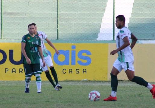 Sousa e Nacional empatam em amistoso no sertão