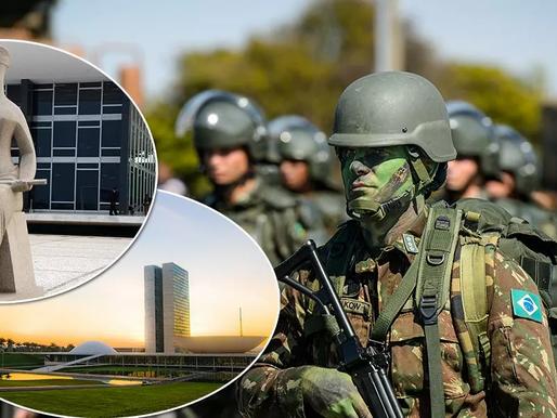 Militares se unem ao Judiciário e ao Legislativo para dizer 'não' aos absurdos de Bolsonaro