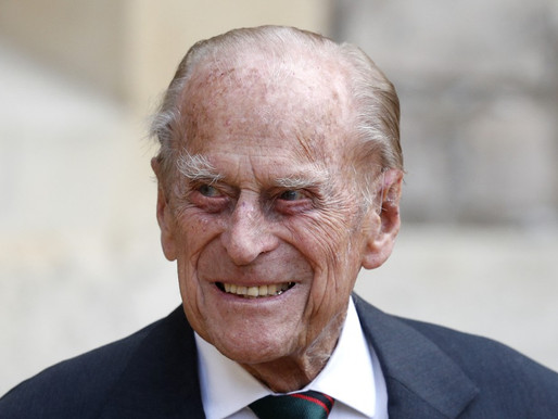 Morre no reino Unido o princiope Phillipy, esposo da Rainha Elizabete