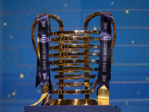Copa do Nordeste define os jogos entre os oito classificados para as quartas de final