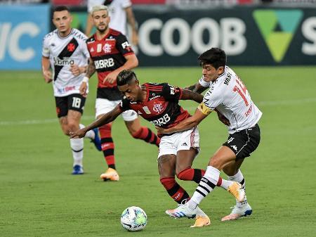 Após cinco anos Vasco volta a vencer o Flamengo